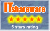 TextLab 1.0 has received a 5 Star Rating at IT Shareware.